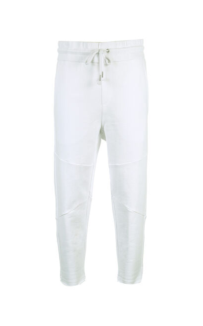 JACK JONES MEN'S ICE SWEAT PANTS | 218114504, White, large