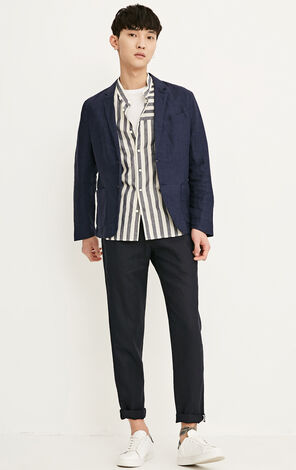 E FRAU BLAZER(SLIM FIT)