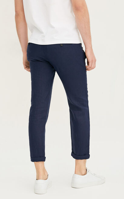EXP-E CAPTIAN PANTS(HOUSTON FIT), Navy Blue, large