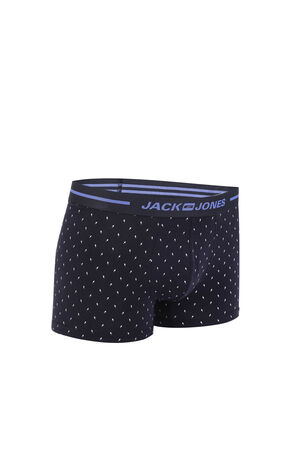 JackJones Men's Cotton Multiple Colors Three-pack Boxer Shorts |218492501