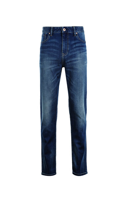 JackJones Men's Summer Slim Fit Cool Stretch Jeans JC|217332562, Blue, large