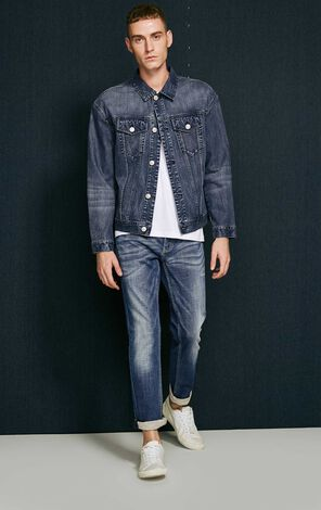 JC RON MEDIUM SS JEANS