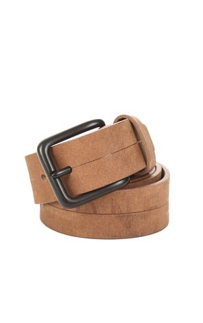 JackJones Men's Spring & Summer Printed Cow Leather Pin Buckle Waist Belt E|O| 21925O504