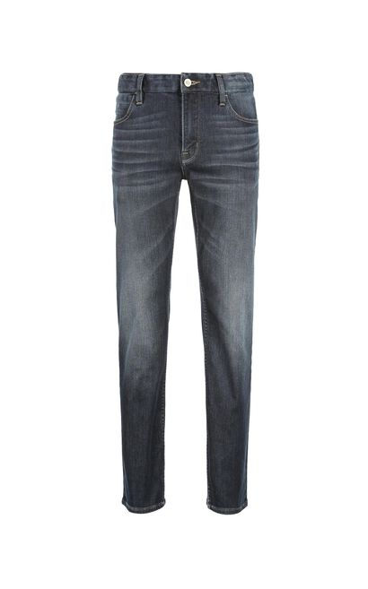 JackJones Men's Autumn Highly Stretch Jeans JC|217332593, Blue, large