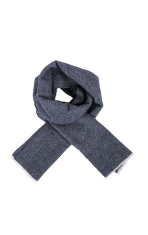 JackJones Men's 100% Wool Blending Yarn Knitted Scarf E|218188502