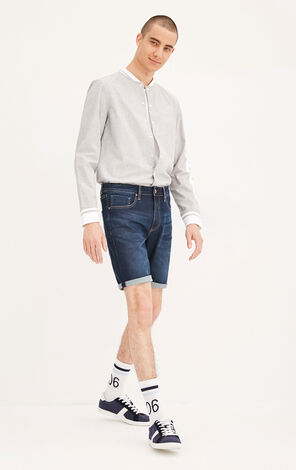 JackJones Men's Summer Cool Denim Shorts E|217243513