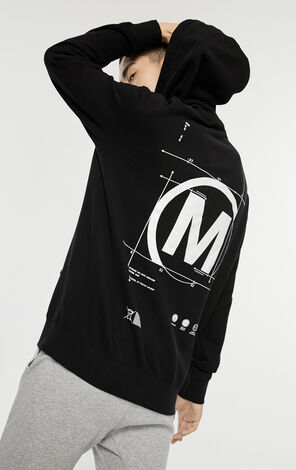 JJC WATER HOODIE SWEAT(RELAXED FIT)