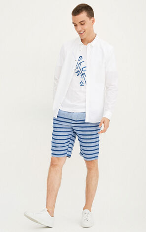 JACK JONES MEN'S SOY SHORTS | 217215505