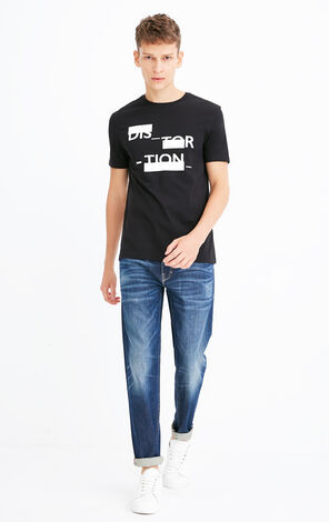 C GREAT TEE S/S(SLIM FIT)