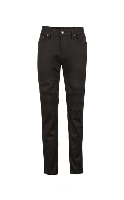 JackJones Men's Autumn Highly Stretch Spliced Jeans JO|217332529, Black, large