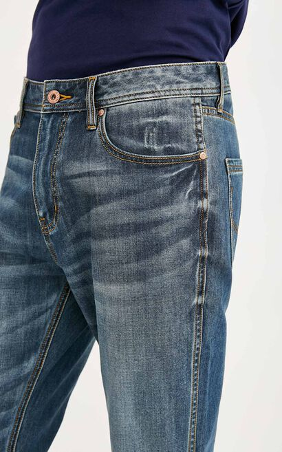 JC ERIC MANTY TINTED JEANS, Blue, large