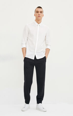 JACK JONES MEN'S JOIN SHORT-SLEEVED  SHIRT (SLIM FIT) | 217231511