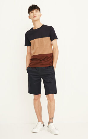 JACK JONES MEN'S LAMAR SHORTS | 217315504