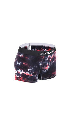 JackJones Men's spring cotton stretch printed comfortable and breathable boxer briefs |219192508