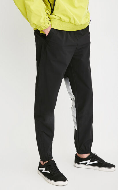 M HARD JOGGER PANTS(HIKING FIT), Black, large
