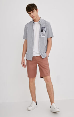 E PARAMOUNT SHORTS(REGULAR FIT)