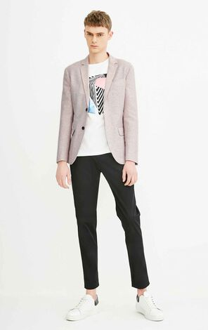 JackJones Men's Slim Fit Assorted Colors Thin Blazer E|218108521