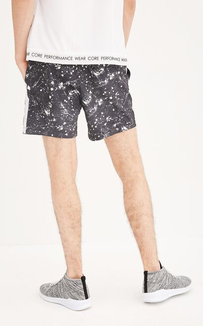 JACK JONES MEN'S SANDY SHORTS | 217215526, Black, large