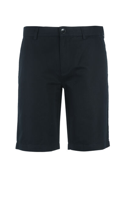JACK JONES MEN'S THOM SHORTS (REGULAR FIT) | 217215507, Dark blue, large