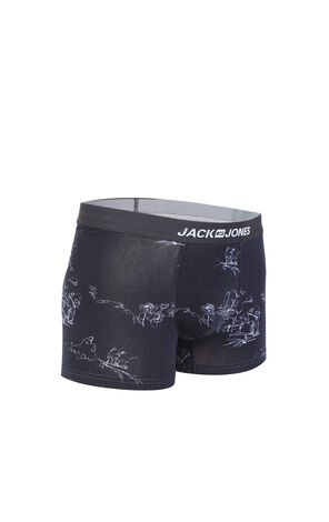 JackJones men's fashion stretch comfort cotton boxers E|219192530