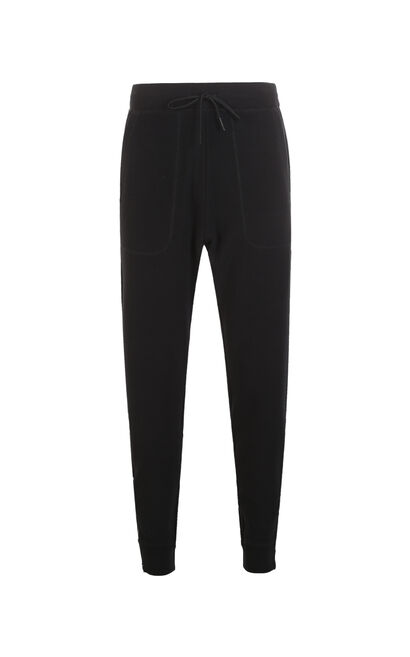 C HONSHU SWEAT PANTS(HIKING FIT), Black, large