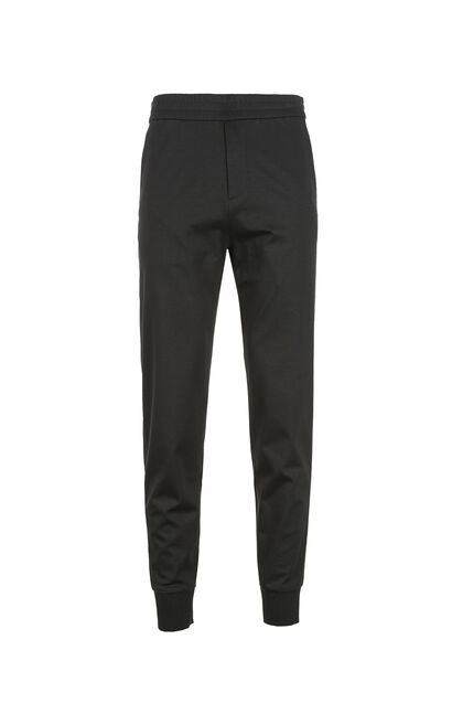 JackJones Men's Autumn Slightly Stretch Sweatpants E|217314538, Black, large