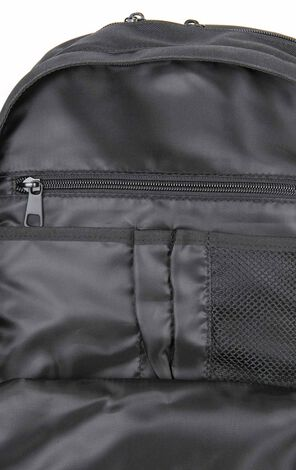 JackJones Men's Mesh Splice Zipped Backpack C|217385515