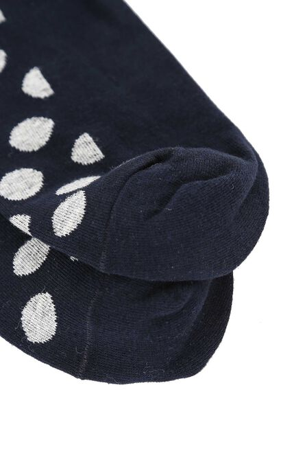 JackJones Men's Patterned Thin Socks E|21811Q519, Blue Gray, large