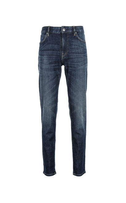 JackJones Slim Fit lycra denim pants JC|217432503, Blue, large
