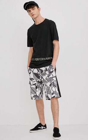 JACK JONES MEN'S REDDING PRINT SHORTS | 2181SH508