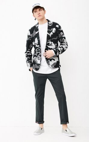 M FLAME BLAZER(SLIM FIT)