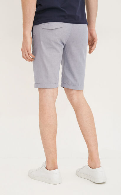 JACK JONES MEN'S PUERTO SHORTS (CHINO FIT) | 217215516, Blue, large