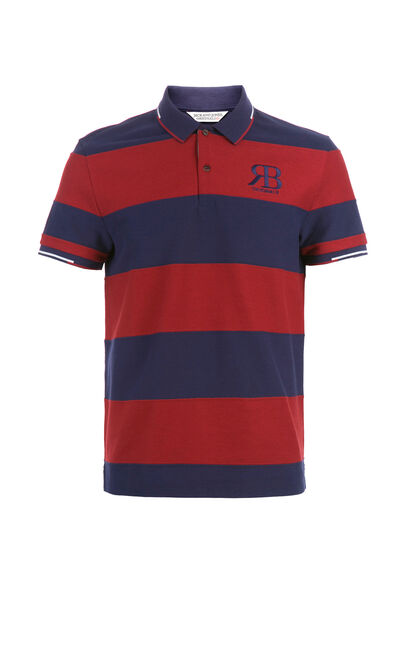 JACK JONES MEN'S JABARI SHORT-SLEEVED POLO SHIRT (REGULAR FIT) | 217206507, Red, large