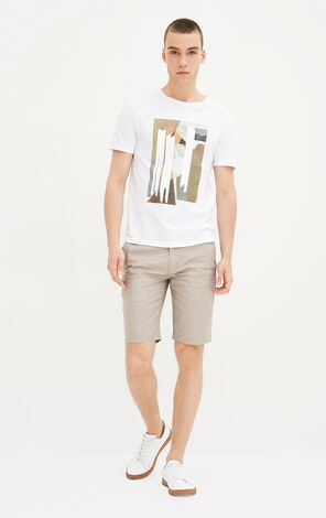 JACK JONES MEN'S WIN SHORTS (REGULAR FIT) | 217215519