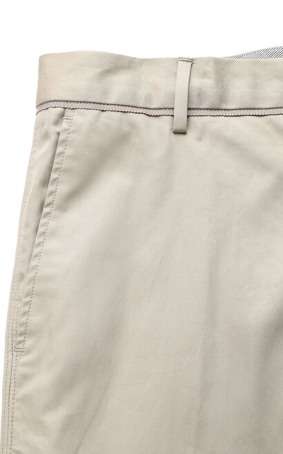 E EARTH PANTS(TONY FIT), Off White, large