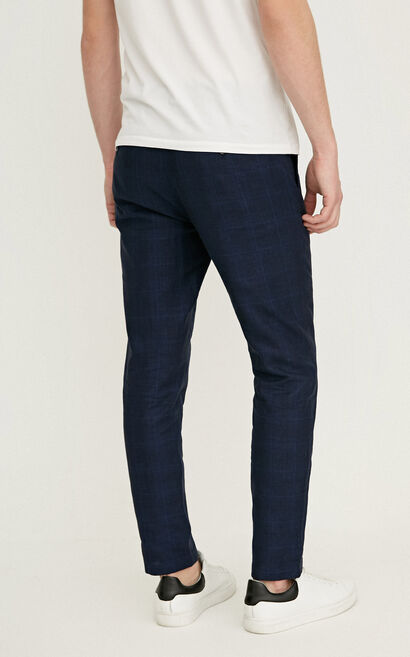 E GRIMM PANTS(HOUSTON FIT), Navy Blue, large