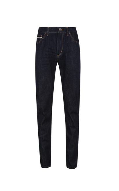 E RAY NORTON JEANS, Blue, large