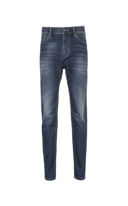 Jack Jones Men's Summer Slim Fit Tapered Jeans J|217332553, Blue, large