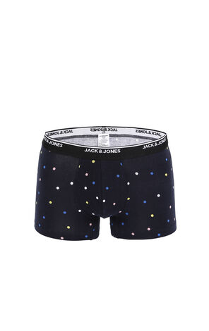 JackJones Men's Autumn Stretch Cotton Polka Dots Boxer Brief E|218392521