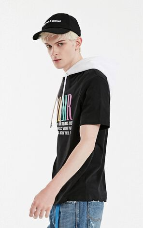 M PERRY T-SHIRT(STRAIGHT FIT)
